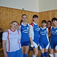 Волейбол в Кущевской