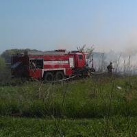 Пожароопасный сезон начался