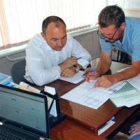 Совет по благоустройству в Шкуринской