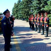 Кущёвская принимает участников финального этапа краевого слёта патриотических клубов