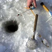 В Щербиновском районе проведут фестиваль зимней рыбалки