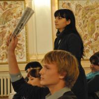 Политические дебаты в Кущевской