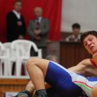 Давид Карапетян - бронзовый призер Первенства края по вольной борьбе