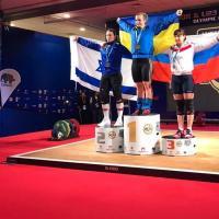 Кущёвская тяжелоатлетка завоевала европейскую бронзу