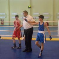 Артем - победитель ЮФО по боксу