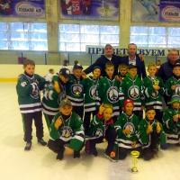 Хоккейный Кубок спортотдела