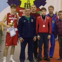 Костюк в сборной России
