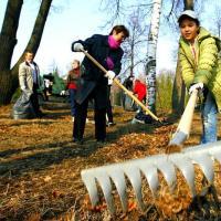 Кущёвцев приглашают на большую весеннюю уборку