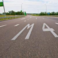Временное ограничение для тяжеловесных грузовиков