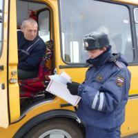 ГИБДД усилила контроль за пассажирским автотранспортом