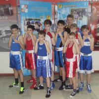 Первенство края по боксу