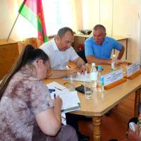 Илья Гузев провёл ещё один выездной Совет по благоустройству