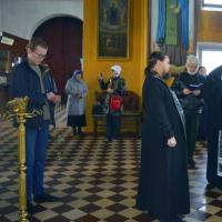 В Кущёвской почтили память погибших в Кемерове