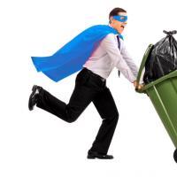 С 1 октября в Кущёвском районе повышается плата за вывоз мусора