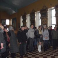 День православной молодежи в Кущевской
