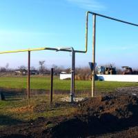 Достроили газопровод