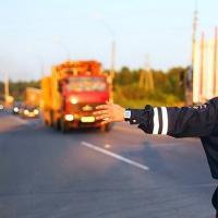 ГИБДД усилила проверки грузовиков