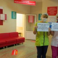 Медики просят кущёвцев не приходить на приём с детьми