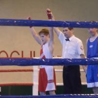 Боксерский дебют Алексея Цапенко