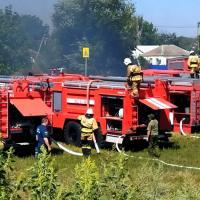 Кущёвские пожарные сдали профзачёт