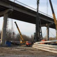 На Южном подъезде к Ростову до конца года ограничат движение транспорта