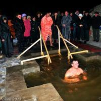 В Кущёвском районе определили места для крещенских купаний