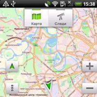 МегаФон обновил навигационное приложение для Android