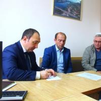 Илья Гузев провёл приём граждан