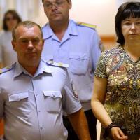 Наталью Стришнюю оставили под стражей ещё на 2 месяца