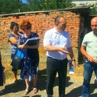 В посёлке Комсомольском обсудили строительство септиков для МКД