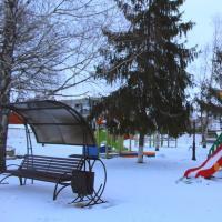 Парк Ленина готовится к торжественному открытию