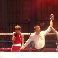Турнир по боксу в Волгодонске