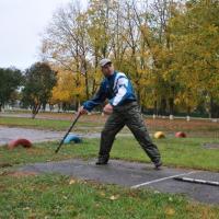 Городошный спорт в Кущевской