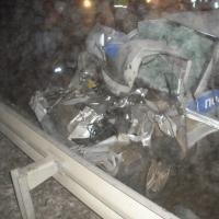 В Кущевском районе проводится проверка по факту произошедшего дорожно-транспортного происшествия, повлекшего смерть двух полицейских