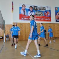 Зональный тур соревнований по волейболу среди мужчин завершились