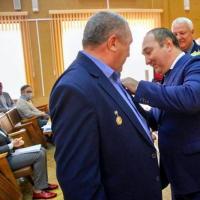 Житель Кущёвской удостоен государственной  награды