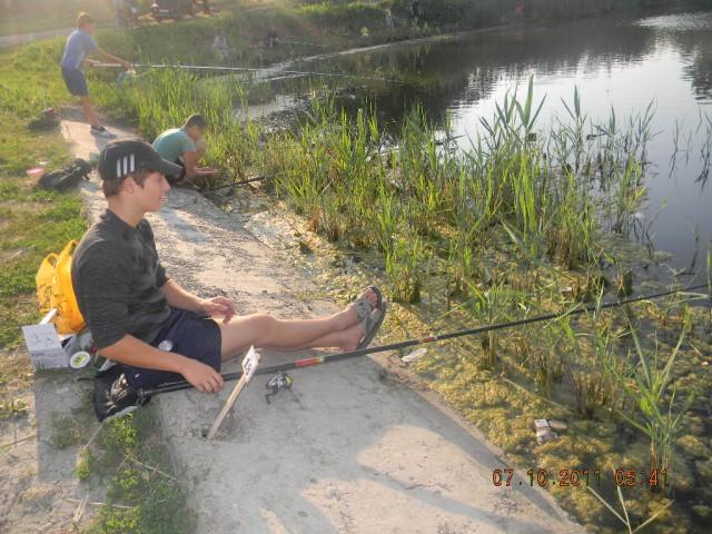 рыбалка в кущевском районе